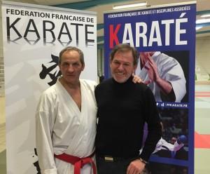 Bernard BILICKI et Patrick