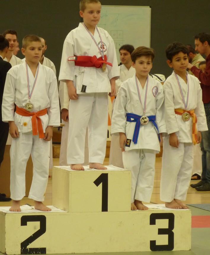 club karate moselle